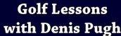 Golftips med Denis Pugh